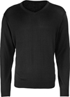 Premier Workwear Mens V Neck Knitted Sweater