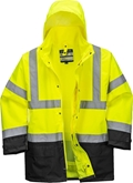 Portwest 5in1 Hi-Vis Executive Jacket