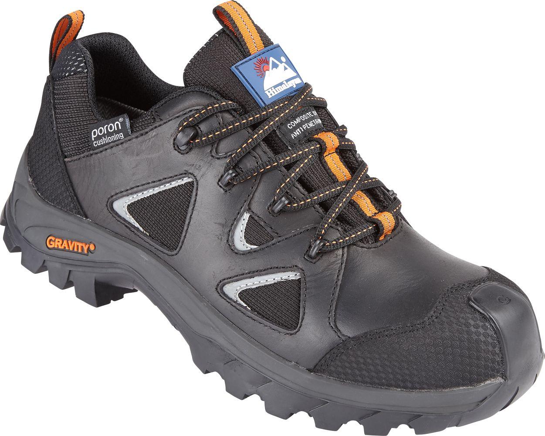 Mens Composite Midsole Toe Cap Safety Hiker Trekker Trainers Shoes FC67