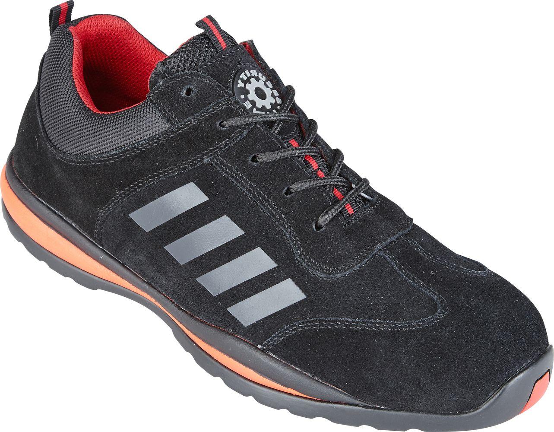 4204 KIWI Black Composite Trainer