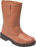 Toesavers Tan Warmlined Rigger