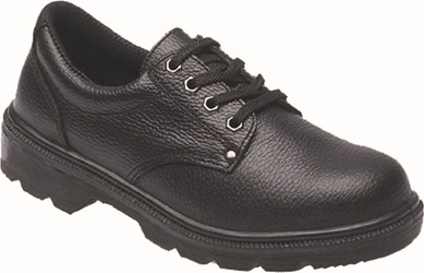 Himalayan Black Dual Density PU Shoe