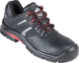 Securityline Tyto Black Lightweight Metal Free Cap With Midsole Safety Trainer