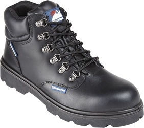 Himalayan Black Fully Waterproof Safety Boot