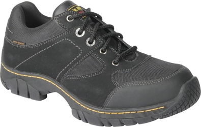 Dr Martens Black Gunaldo ST Safety Shoe
