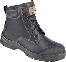 Unbreakable TRENCH-PRO Ankle Safety Boot