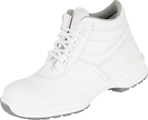 Himalayan White Microfibre Lace  Boot