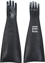 Portwest Heavyweight Latex Rubber Gauntlet 600mm