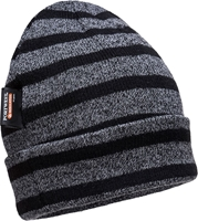 Portwest Insulatex Knit Hat Striped