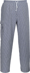 Portwest Chester Chef Trousers