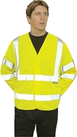 Portwest Hi-Vis 2 Band Jacket