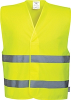 Portwest Hi-Vis 2 Band Vest