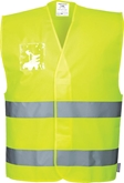 Portwest Hi-Vis 2-Band Vest ID