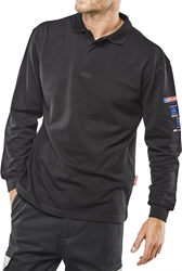 Click Fire Retardant Anti-Static ARC Polo Shirt