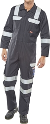 Click Fire Retardant Anti-Static ARC Coverall