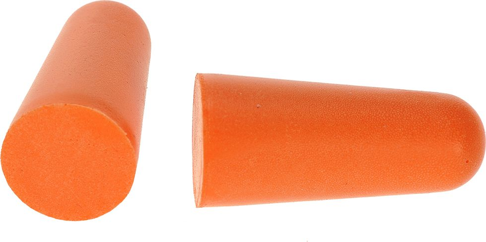 Portwest PU Foam Ear Plug (200 Pairs)
