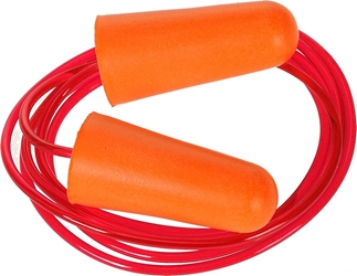 Portwest Corded PU Foam Ear Plug (200pcs)