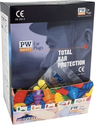 Portwest Earplug Dispenser Refill (500pcs)
