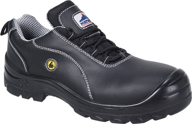 Portwest ESD Leather Safety Shoe S1