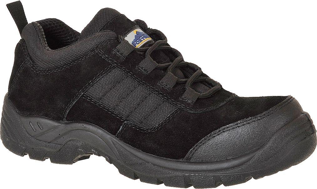 Black Composite Toe Cap Protective Non Metallic ESD Safety Sandals FC04