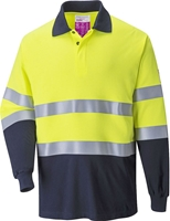 Portwest FR Hi-Vis 2-Tone Polo Shirt