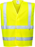 Portwest Hi-Vis FR Treated Vest