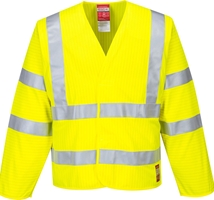 Portwest FR Hi-Vis Antistatic Jacket