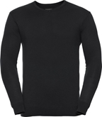 Russell V Neck Knitted Pullover