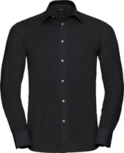 Russell Long Sleeve Tailored Oxford Shirt