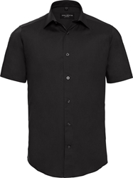 Russell Short Sleeve Easy Care Fitted Shirt
