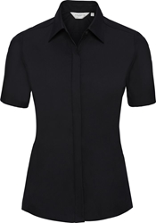 Russell Ladies Short Sleeve Ultimate Stretch Shirt