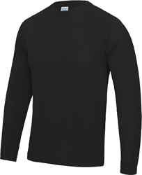 AWDIS Long Sleeve Cool Tee
