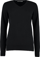 Kustom Kit Ladies Arundel Long Sleeve Sweater