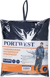 Portwest PVC Coated Rain Suit