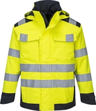 Portwest Modaflame Rain Multi Norm Arc Jacket