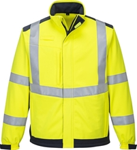 Portwest Modaflame Multi Norm Arc Softshell Jacket