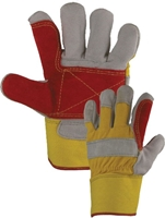 Parweld Double Palm Rigger Glove