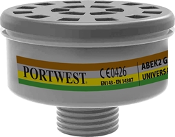 Portwest ABEK2 Filter Uni Tread (Pk4)