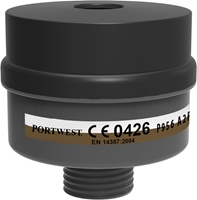 Portwest A2P3 Filter Uni Tread (Pk4)