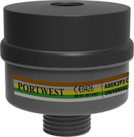 Portwest ABEK2P3 Combi Filter (Pk4)