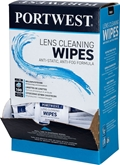 Portwest Lens Cleaning Towelettes (100pcs)