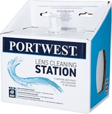 Portwest Lens Cleaning Station (600 Tissues)