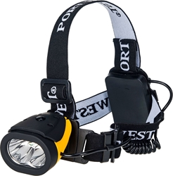Portwest Dual Power Headlight