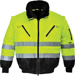 Portwest Hi-Vis 3in1 Pilot Jacket