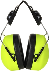 Portwest Clip-On Hi-Vis Ear Protector