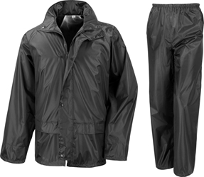 Result Unisex Core Rain Suit