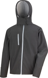 Result Mens Core Lite Hooded Softshell