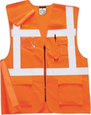 Portwest Executive Rail Vest RIS