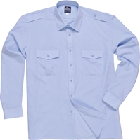Portwest Pilot Shirt Long Sleeve