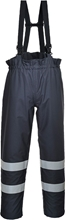 Portwest Bizflame Rain Trousers Lined